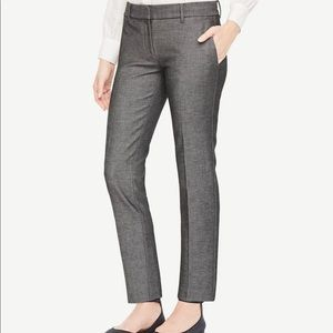Ann Taylor Devin Fit Pants